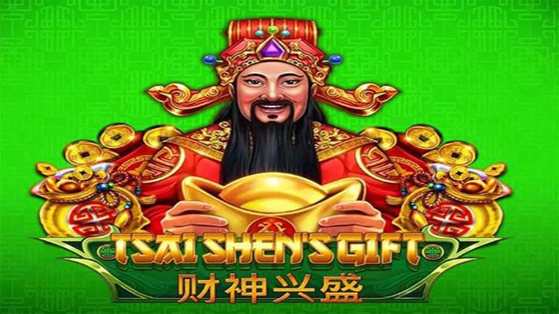 รีวิวเกมสล็อตTsai Shen's Gift