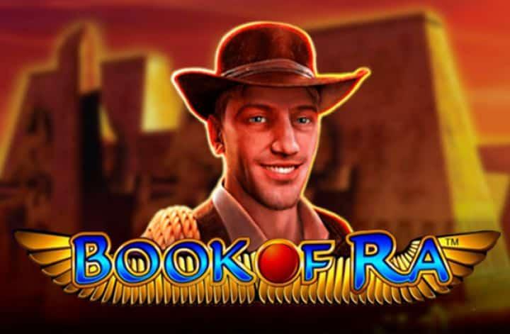รีวิวสล็อต Book of Ra
